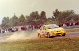07. Cezary Fuchs - Ford Sierra Saphire Cosworth RS.