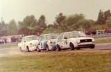 09. Nr.148.Andrzej Goliszek - VW Golf, nr.5.Dieter Hoffmann, nr.