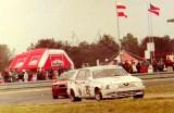 15. Tadeusz Kudłaty - Alfa Romeo 75 V6.
