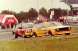 16. Nr.133.Marek Troszyński - VW Scirocco, nr.149.Piotr Bednarek