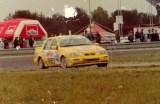 18. Cezary Fuchs - Ford Sierra Saphire Cosworth RS.