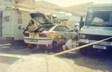 002. Opel Calibra Turbo 4x4 załogi Erwin Doctor i Theo Bandenber