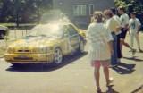 005. Ford Sierra Saphire Cosworth RS załogi Kurt Victor i Geert