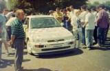 006. Ford Escort Cosworth RS załogi Stoyan Kolev i Roumen Manolo
