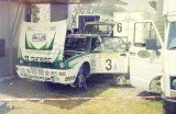 012. Lancia Integrale HF 16V Evo załogi Pierre Cesar Baroni i De