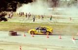 014. Robert Droogmans i Ronny Joosten - Ford Escort Cosworth RS.