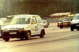 03. Nr.223. Leszek Grynhoff - Fiat Cinquecento, nr.71.Rajmund Wi
