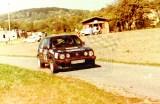 29. Hans Scherrbacher i D.Knaupp - VW Golf GTi 16V.