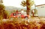 50. Christoph Biegesh i Arkadiusz Raszewski - Peugeot 205 GTi.