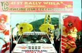 53. Robert Herba i Artur Skorupa - Nissan Sunny GTiR.