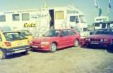 06. Parking Pucharu Forda Fiesta.