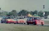 01. Nr.1.Henryk Mandera - Suzuki Swift GTi, nr.31.Stanisław Fied