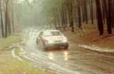 05. Marek Kusiak - Ford Sierra Saphire Cosworth RS.