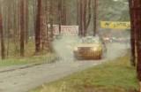 08. Lesław Orski i Tomasz Chmiel - VW Golf GTi 16V.