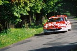 02. Bruno Thiry i Jean Marc Fortin - Peugeot 206 WRC.