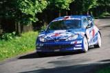 03. Evgeny Vasin i Alexey Shchuhin - Peugeot 206 WRC.