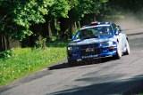 04. Tomasz Czopik i Łukasz Wroński - Subaru Impreza WRC.