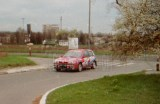 003. Michał Rej i Robert Bromke - Nissan Sunny GTi.