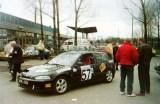 004. Piotr Cekiera i Artur Kobos - Honda Civic VTEC.