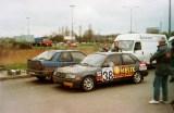 009. Jacek Jerschina i Andrzej Białowąs - Peugeot 309 GTi 16V.