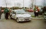 011. Roman Wrona i Lech Wójcik - Renault Clio Williams.