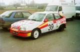 012. Waldemar Malinowski i Andrzej Grigorjew - Opel Kadett GSi 1
