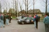 014. Jerzy Pajdak i Witold Sadowski - Renault Clio 16V.