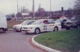 017. Ryszard Granica i Mieczysław Sieczkowski - Mitsubishi Galan