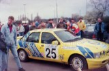 018. Dariusz Wirkijowski i Marcin Augustyn - Ford Sierra Saphire
