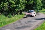 11. Grzegorz Grzyb i Przemysław Mazur - Peugeot 206 Super 1600.