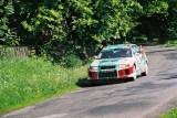 12. Maciej Lubiak i Maciej Wisławski - Mitsubishi Lancer Evo V