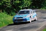 14. Piotr Maciejewski i Piotr Kowalski - Mitsubishi Lancer Evo V