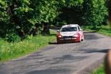 15. Piotr Adamus i Magdalena Zacharko - Opel Corsa Super 1600.