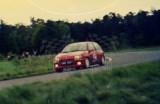 07. Tomasz Mikołajczyk - Renault Clio 16S.