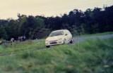 14. Waldemar Doskocz - Renault Clio 16S.