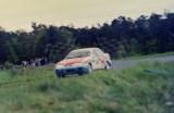17. Marek Kusiak - Ford Sierra Saphire Cosworth RS.