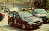 1. Piotr Granica i Marek Kaczmarek - Suzuki Swift GTi 16V.