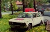 3. Tak wyglądało FSO 1500 załogi Piotr Granica i Marek Kaczmarek