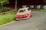 10. Patrick Snijers i Dany Colebunders - Ford Escort Cosworth RS