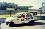 07. Michał Sawka - Fiat Cinquecento.