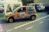 12. Fiat Cinquecento Zbigniewa Łacisza.