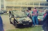13. Fiat Cinquecento Jana Hamery.