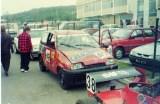 15. Fiat Cinquecento Pawła Woźniaka.