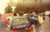 16. Fiat Cinquecento Michała Tuszyńskiego.
