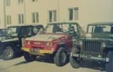 08. W.Mętel i T.Andrzejewski - Toyota Land Cruzer.