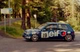 08. Andrzej Koper i Jakub Mroczkowski - Renault Clio Williams.