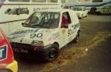 001. Fiat Cinquecento Michała Sawki.