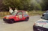 002. Fiat Cinquecento Arkadiusza Nowickiego.