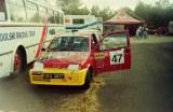 003. Fiat Cinquecento Magdaleny Kusiak.