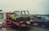 006. Fiat Cinquecento Roberta Kisiela.